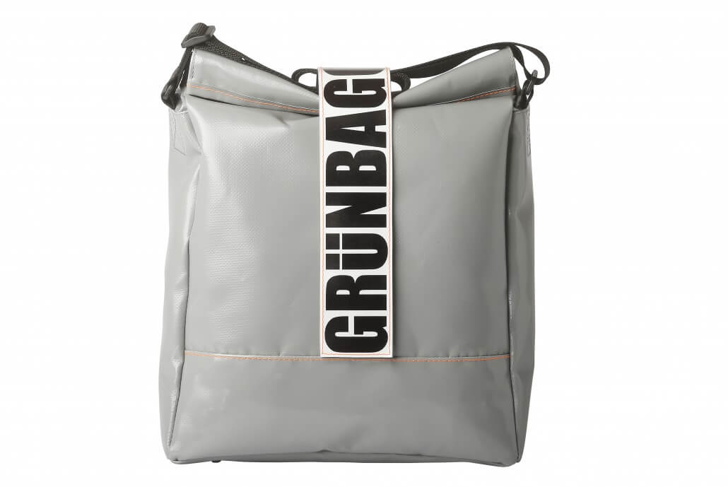 grünBAG City Grey
