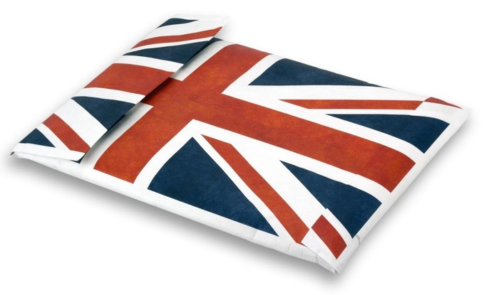 Mighty Laptop Case Union Jack
