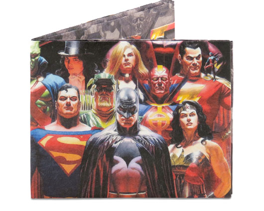 Mighty Wallet Justice League